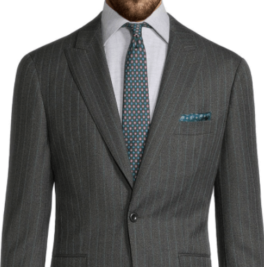 Pocket Square Business Professional Example