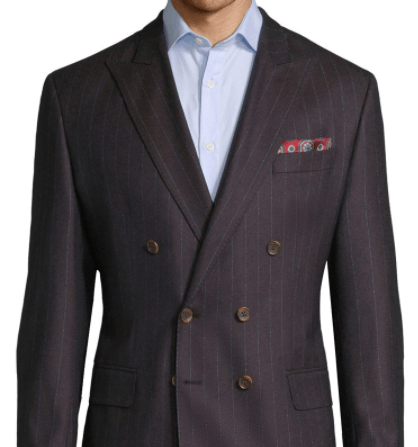 Pocket Square Casual Example