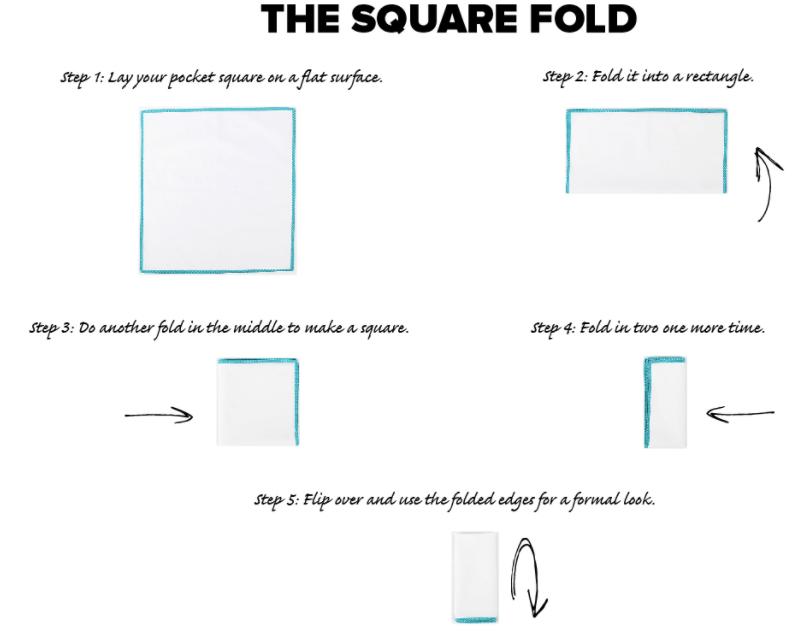 Square Fold Schema