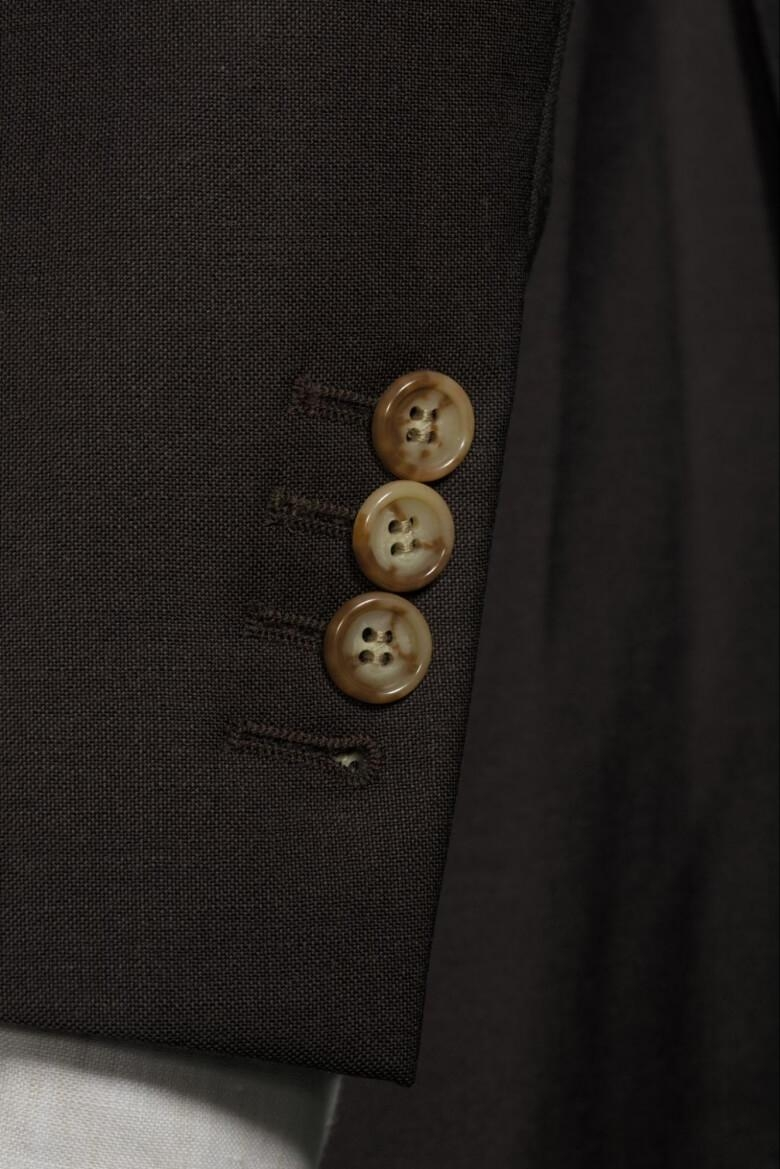 solid chocolate-brown-wool-mohair-suit-sleeve-close-up1