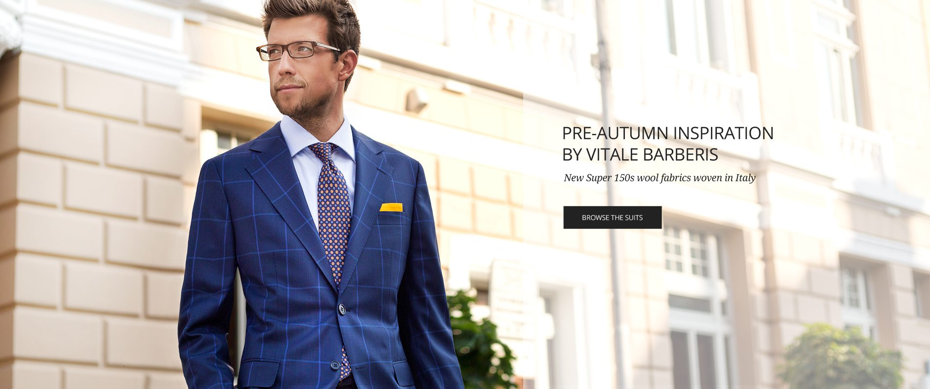 New Vitale Barberis Fabrics