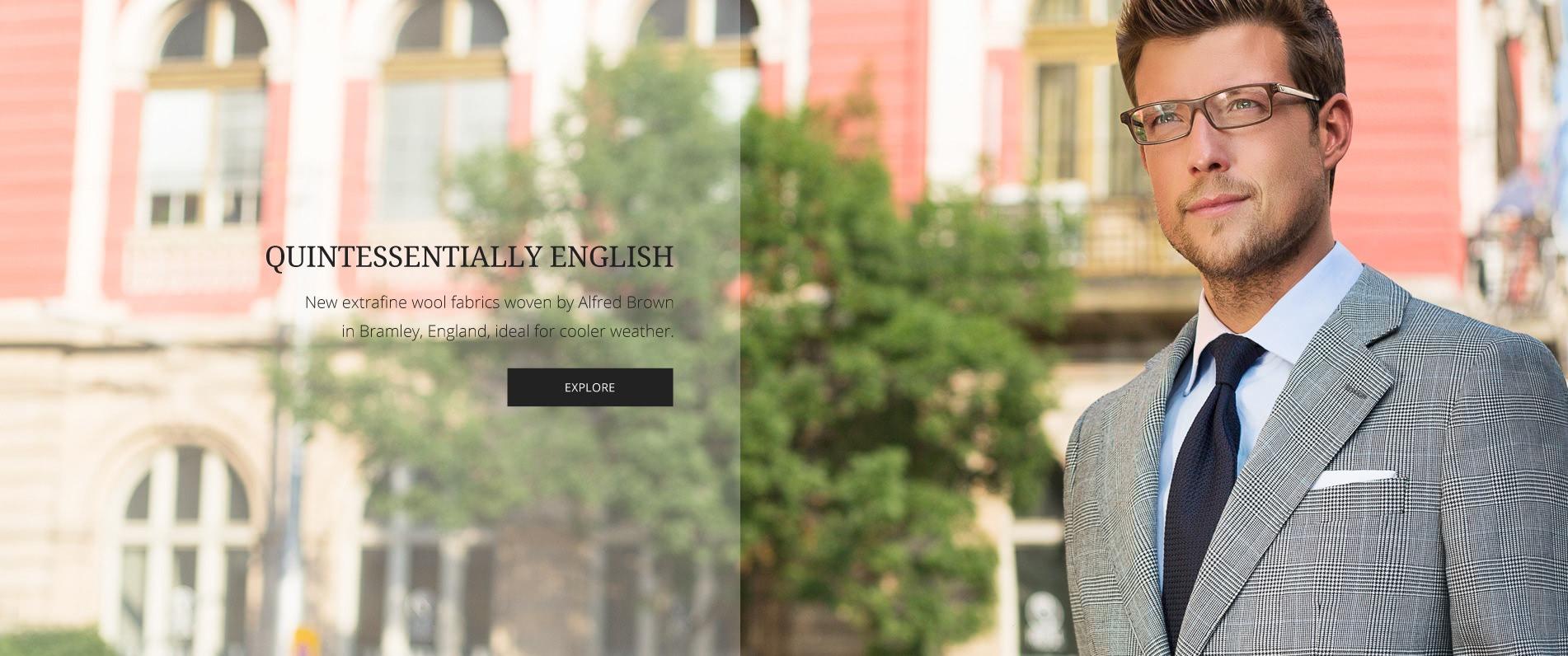 New English Fabrics