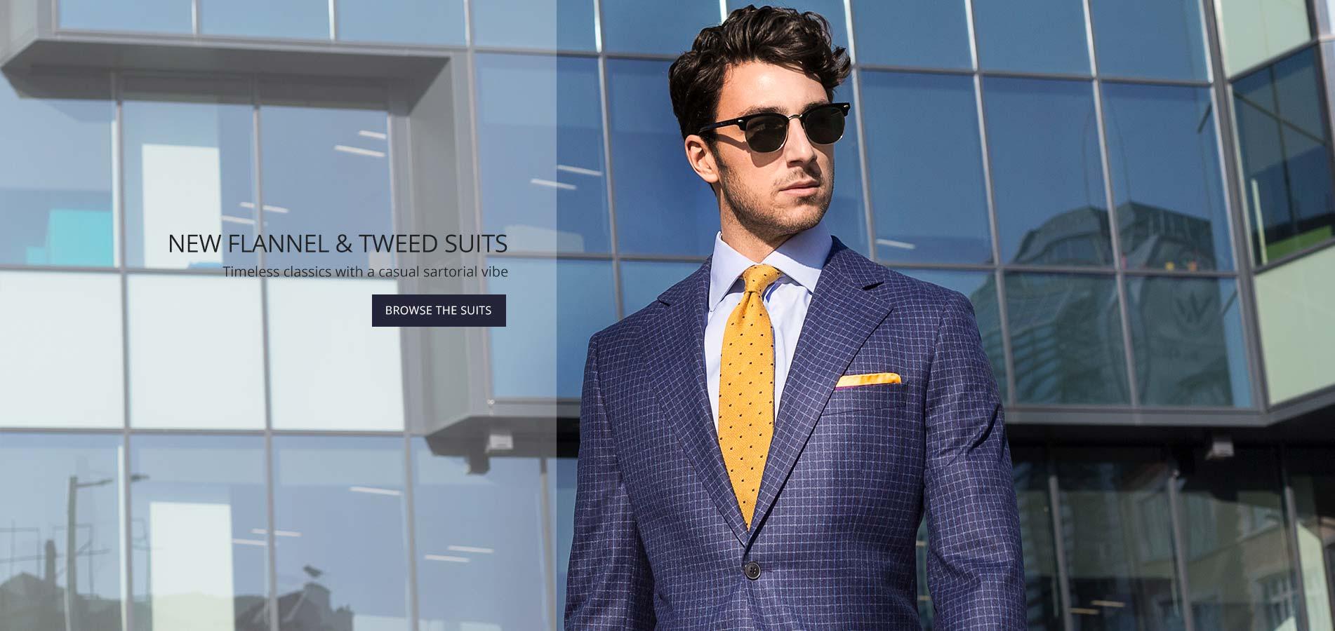 Flannels & Tweeds