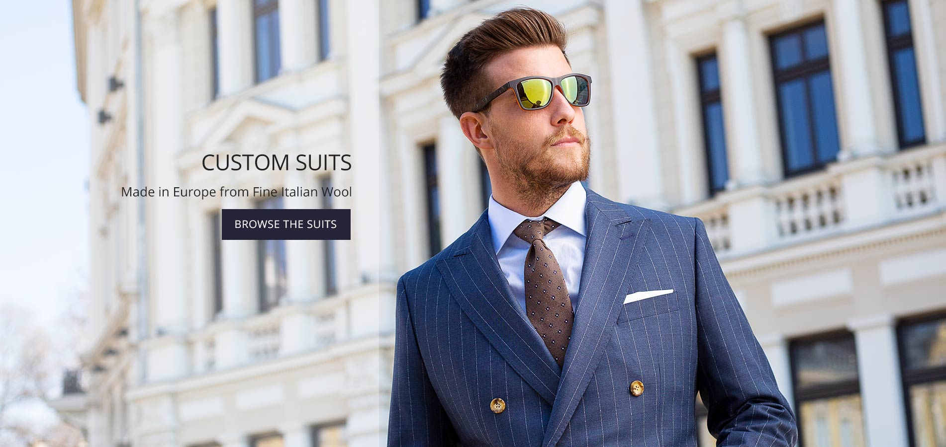 Browse the Spring & Summer suits