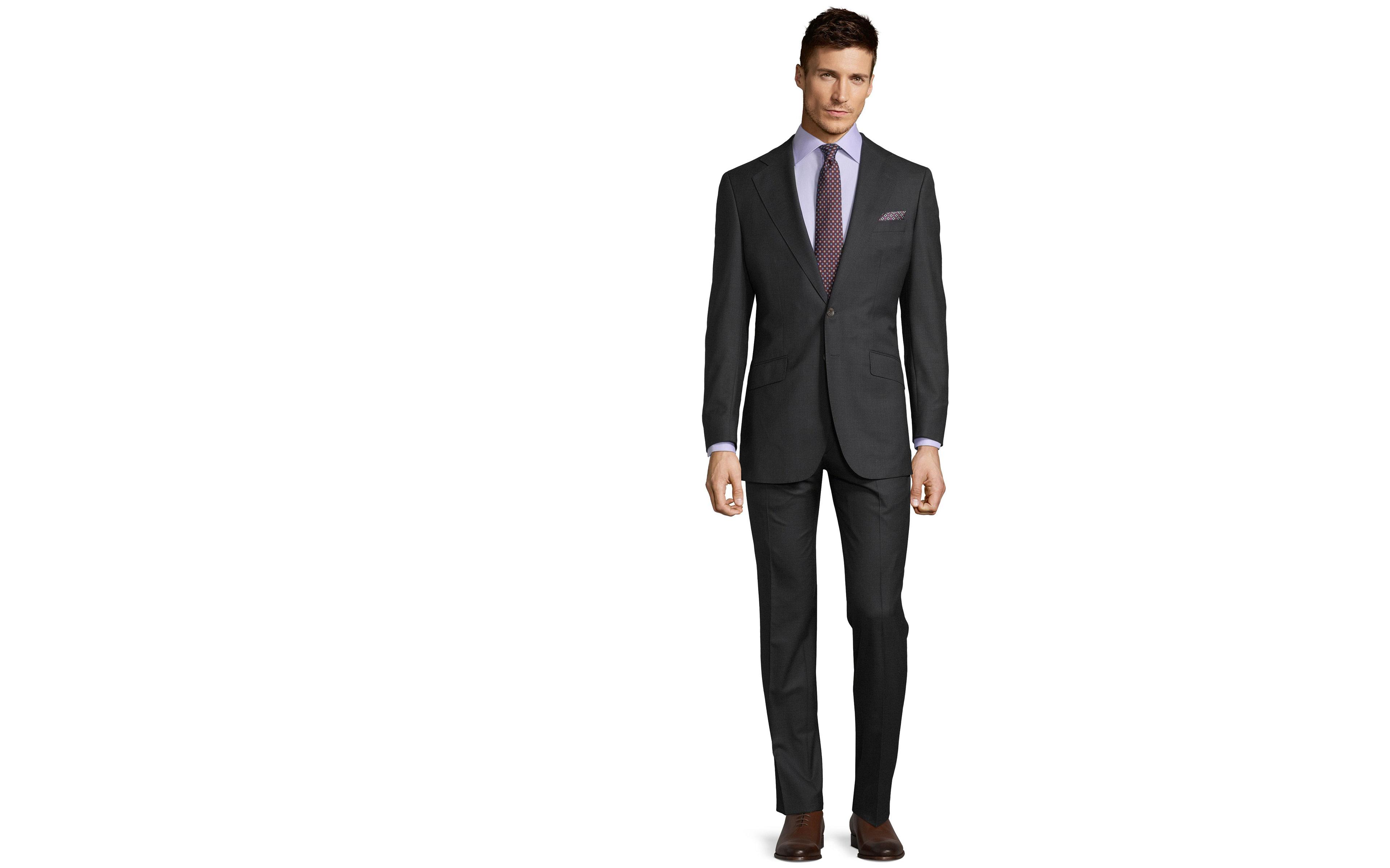 Vendetta Premium Charcoal Suit