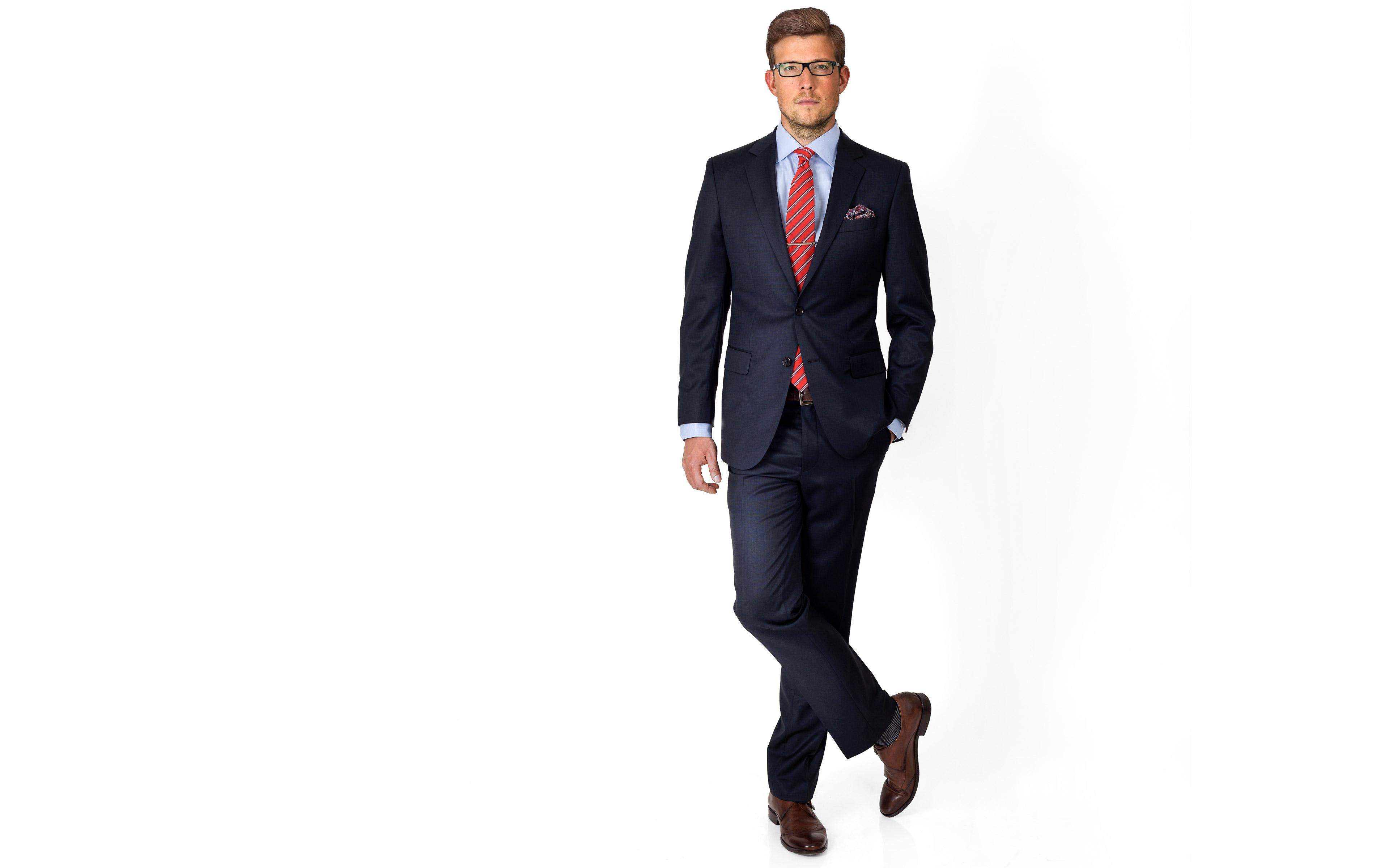 Premium Deep Blue Suit