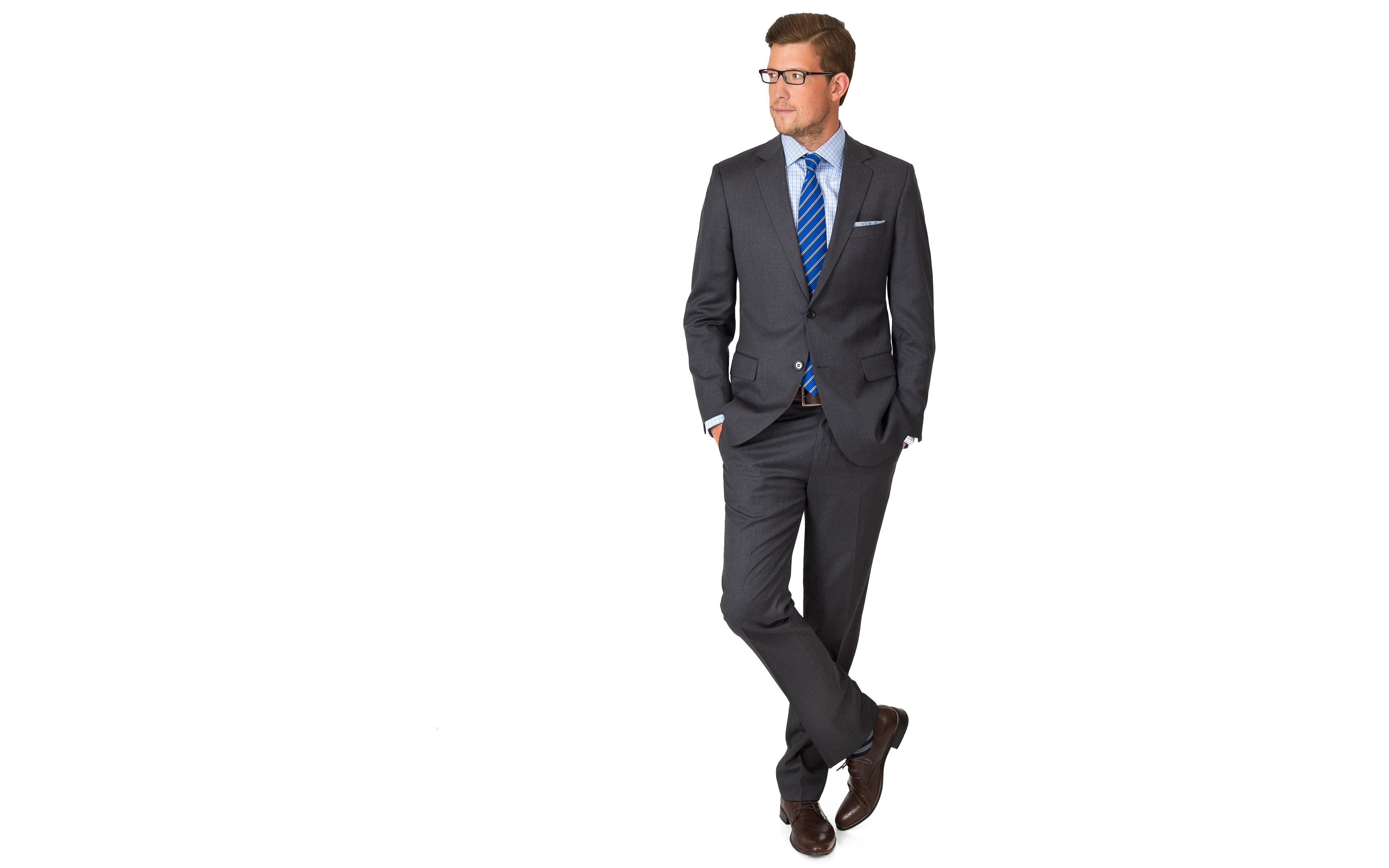 Premium Grey Suit