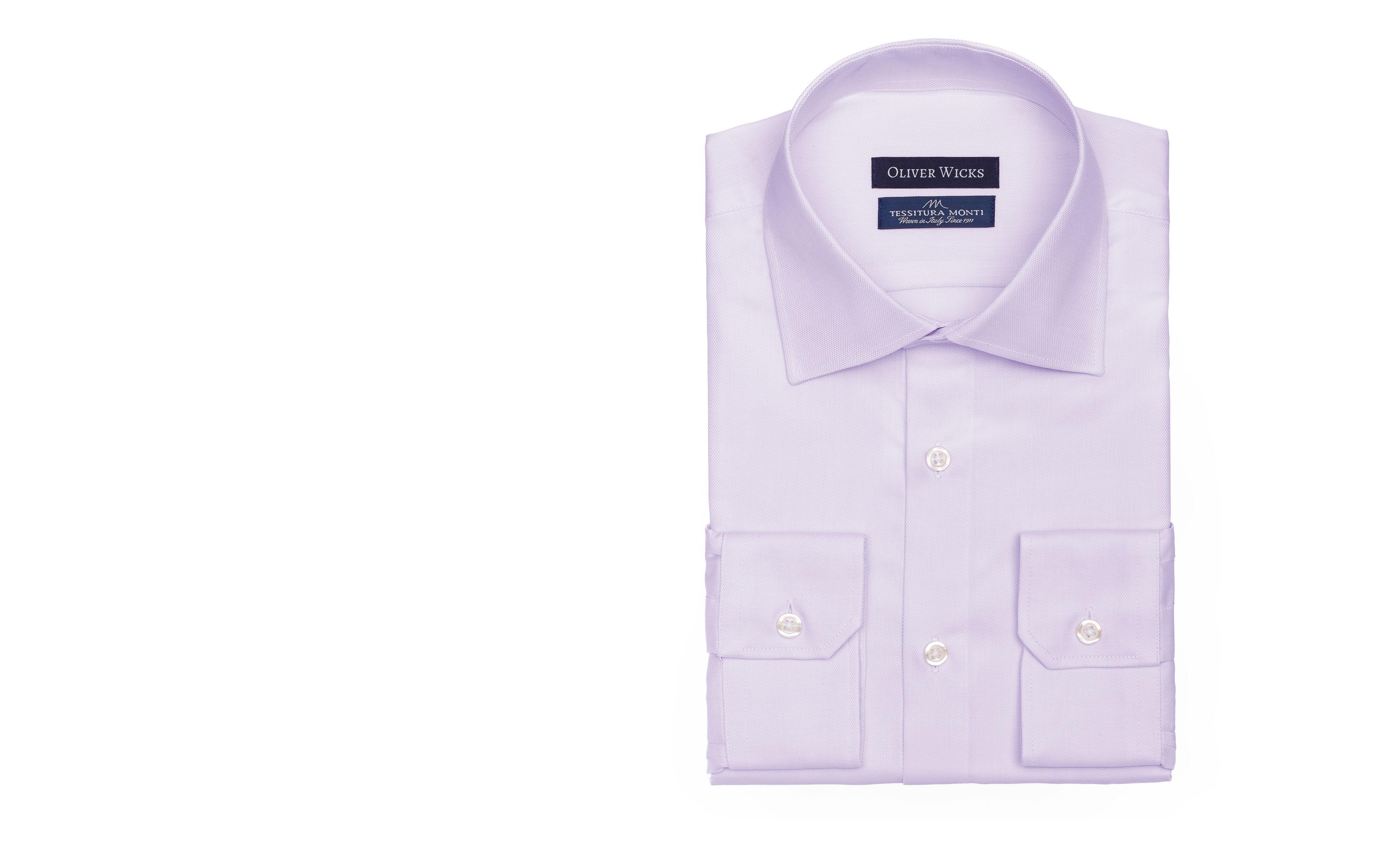 Lavender Cotton Royal Oxford Shirt