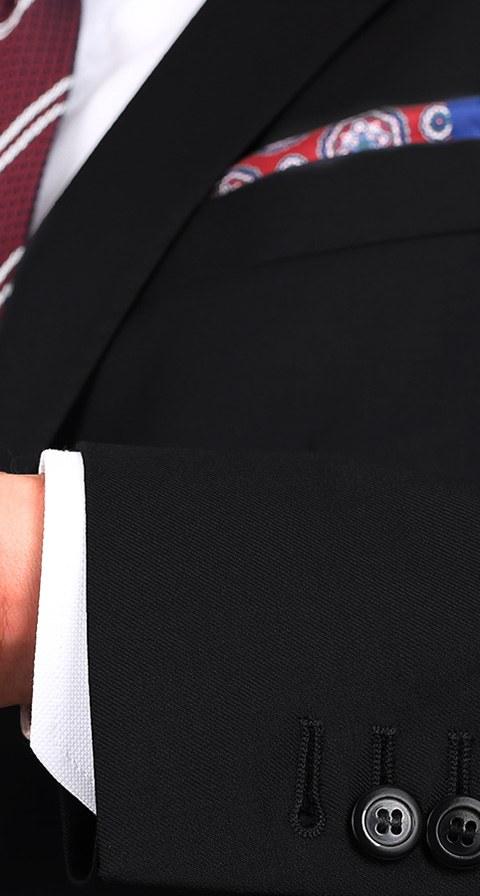 Premium Black Suit