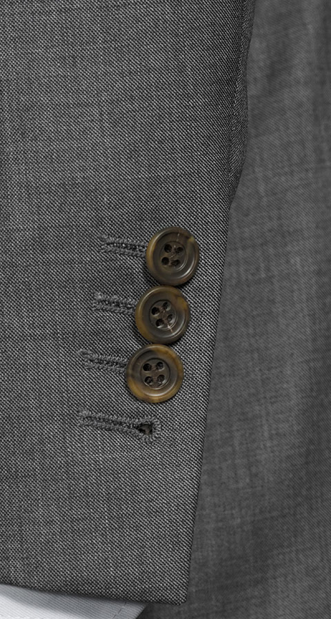 Vendetta Premium Grey Pick & Pick Suit