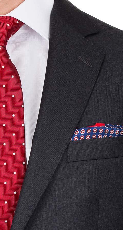 Premium Charcoal Suit