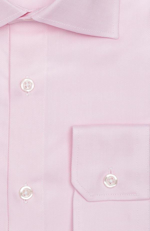 Salmon Cotton Royal Oxford Shirt