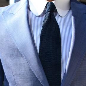 Men's Style Pro Sky Blue Suit - thumbnail image 3
