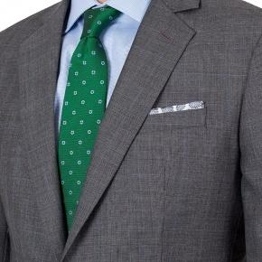 Grey Plaid Suit - thumbnail image 1
