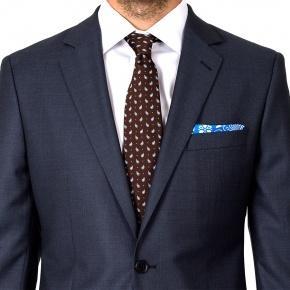 Premium Charcoal Blue Suit - thumbnail image 2