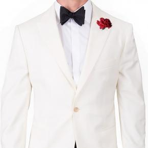 Ivory Dinner Jacket & Dress Pants - thumbnail image 2