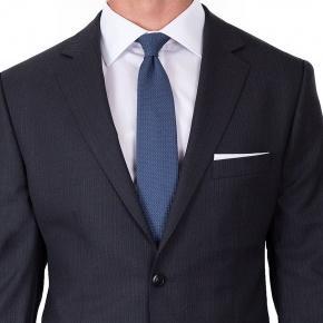 Premium Grey Track Stripe Suit - thumbnail image 2