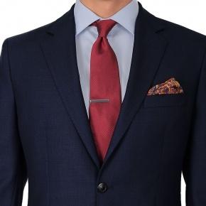 Blue Sharkskin Suit - thumbnail image 3