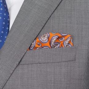 Premium Grey Birdseye Suit - thumbnail image 3