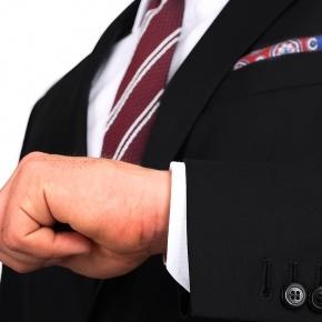 Premium Black Suit - thumbnail image 1