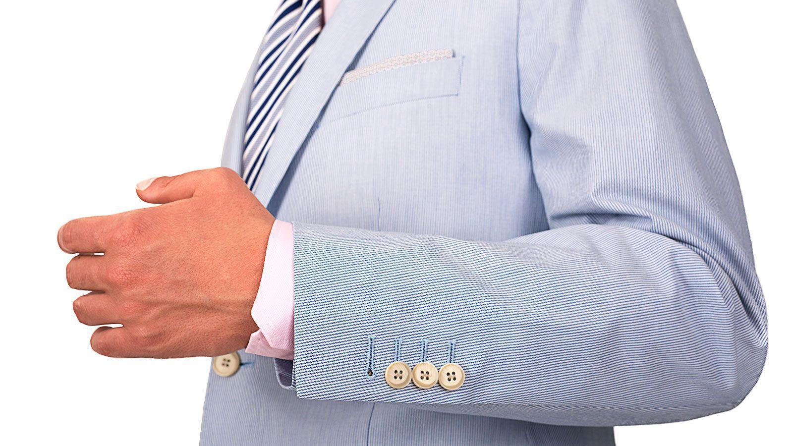 Seersucker Suit - slider image