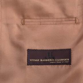 Premium Dark Grey Wool & Silk Suit - thumbnail image 3