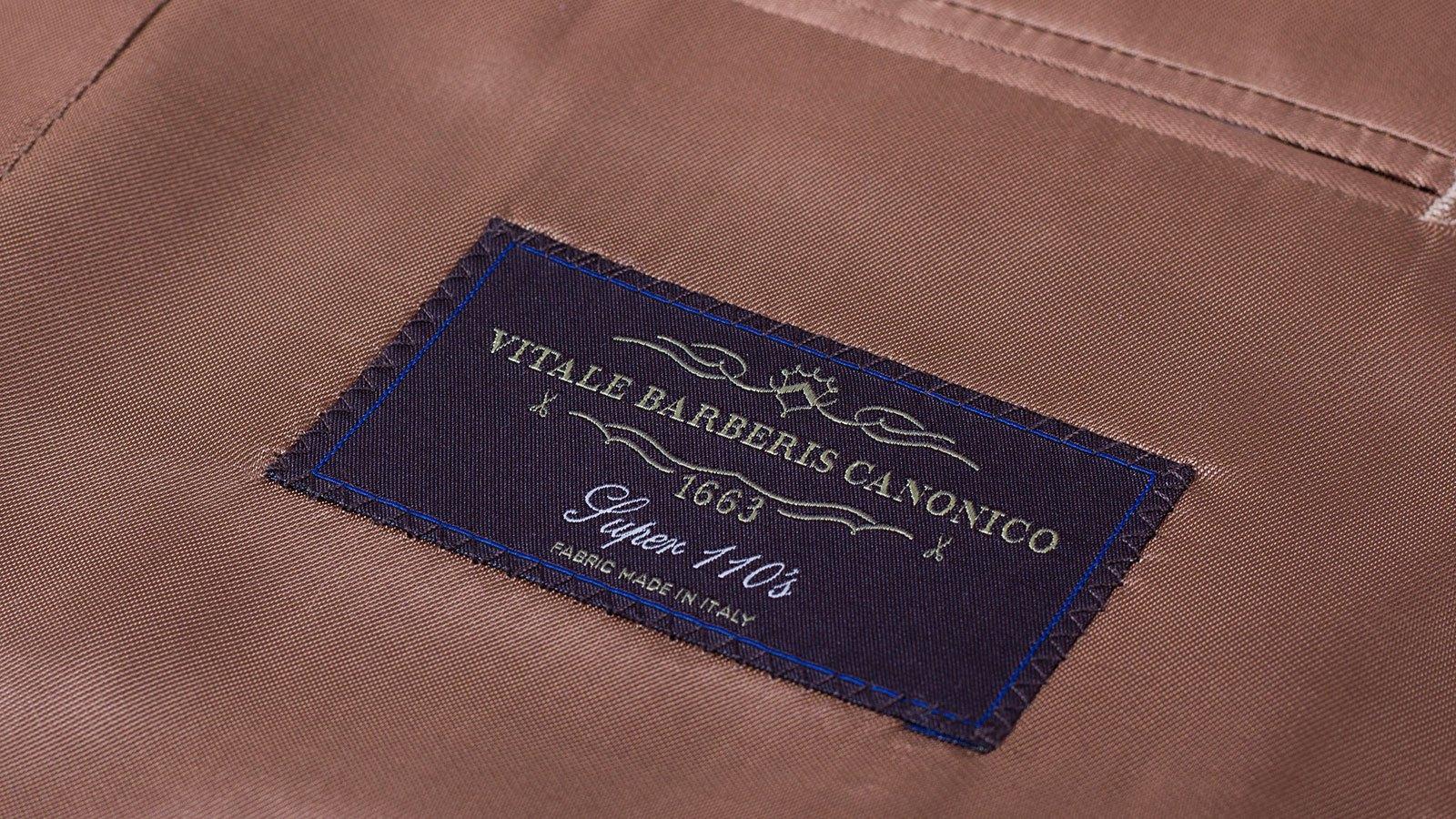 1663 Black Tuxedo with peak lapels - slider image 1