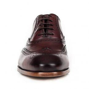 Burgundy Wingtip Oxford - thumbnail image 3