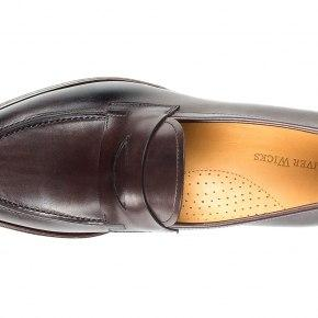 Dark Brown Penny Loafer - thumbnail image 2