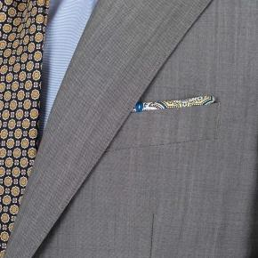Light Grey Wool & Mohair Suit - thumbnail image 3