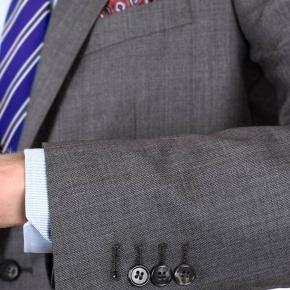 Premium Grey Pick & Pick Suit - thumbnail image 1