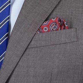 Premium Grey Pick & Pick Suit - thumbnail image 2