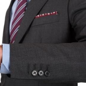 Premium Charcoal Pick & Pick Suit - thumbnail image 1