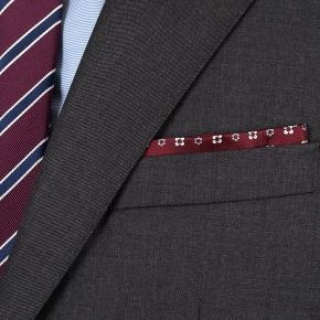 Premium Charcoal Pick & Pick Suit - thumbnail image 2