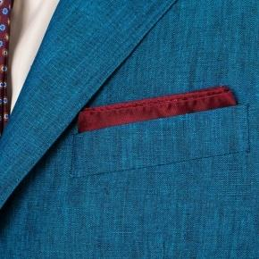 Teal Linen Suit - thumbnail image 2
