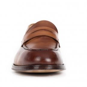 Cognac Penny Loafer - thumbnail image 3