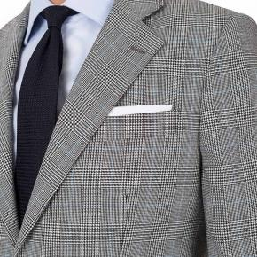 Grey Glen Plaid Suit - thumbnail image 2