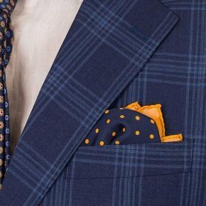Blue Check Suit - thumbnail image 2