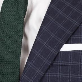 Navy Check Suit - thumbnail image 2