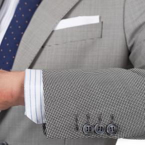 Vendetta Premium Grey Houndstooth Suit - thumbnail image 1