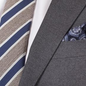 Solid Grey Suit - thumbnail image 1