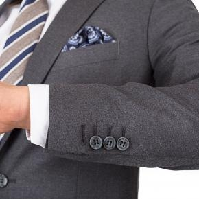 Solid Grey Suit - thumbnail image 2