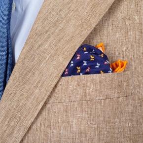 Sand Linen Suit - thumbnail image 1