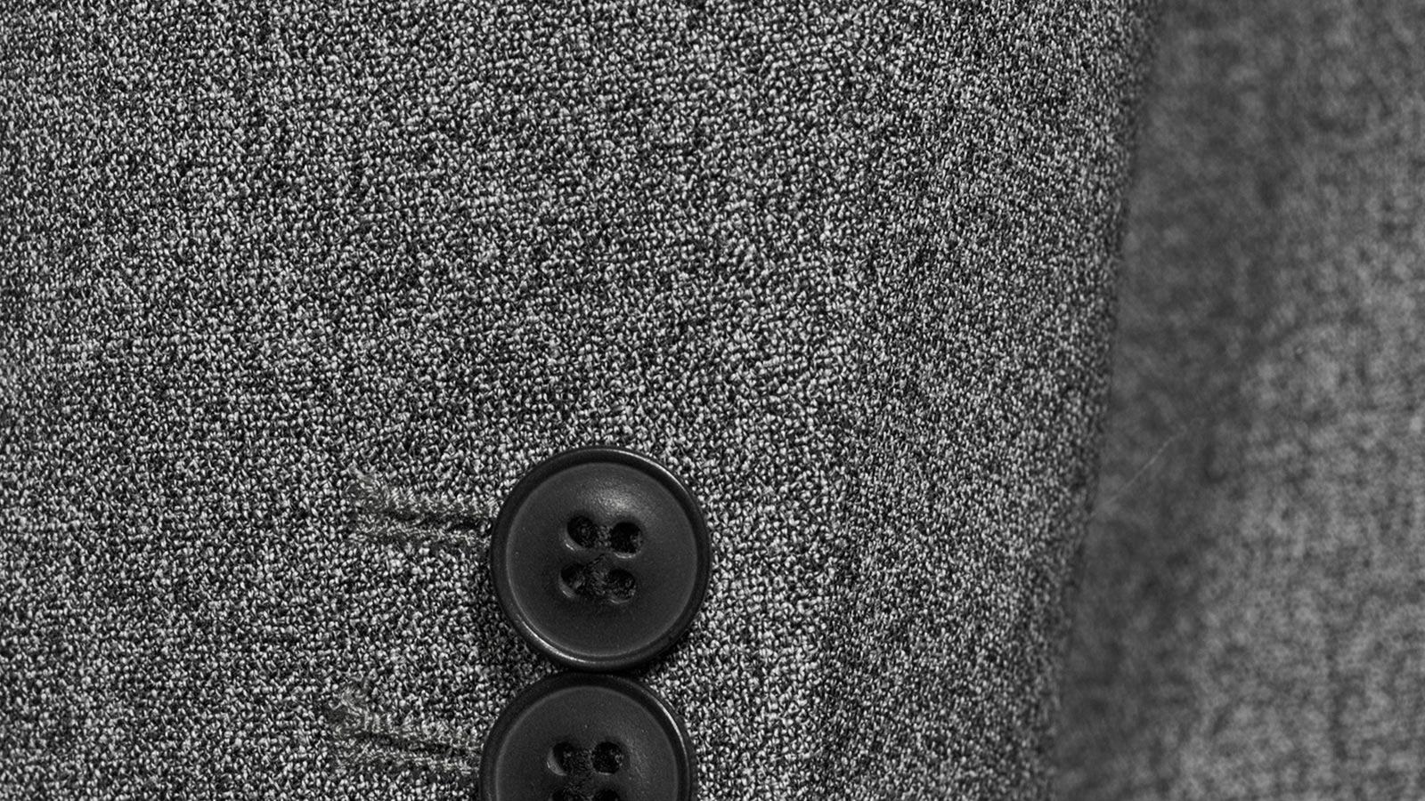 Grey Natural Stretch Suit - slider image 1