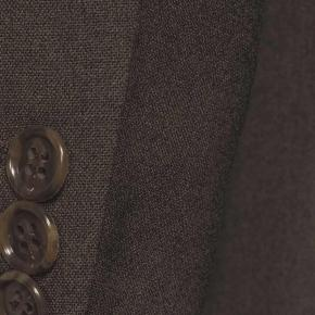 Brown Natural Stretch Suit - thumbnail image 2