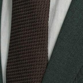 Green Natural Stretch Suit - thumbnail image 2
