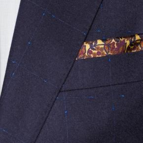 Blue Shadow Check Suit - thumbnail image 1