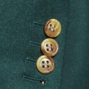 Green Wool Flannel Suit - thumbnail image 1