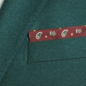 Green Wool Flannel Suit - thumbnail image 2