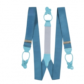 Antarctica Blue Suspenders - thumbnail image 1